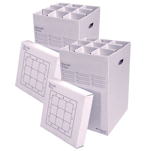 Manager 25-9 Two-Pack Bundle Rolled Document Storage