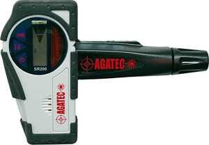 Agatec SR200 Laser Detector and Clamp 775115 ES2575
