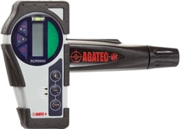 Agatec RCR500G Green Beam Laser Detector/Remote 1-16631
