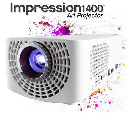 Artograph Impression1400 Art Projector 225 810 ES6224