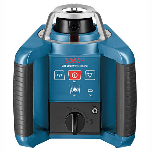 Bosch Self-Leveling Rotary Laser with Layout Beam GRL300HV ES3001
