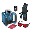 Bosch GRL300HV - Self-Leveling Rotary Laser with Layout Beam ES3001