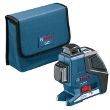 Bosch 360 Degree Dual Plane Leveling and Alignment-Line Laser GLL2-80 ES4976