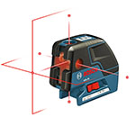 Bosch Five-Point Self-Leveling Alignment Laser and Cross-Line - GCL 25 ES4978