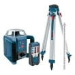 Bosch GRL400HCK - Self-Leveling Rotary Laser Complete Exterior Kit ES5152