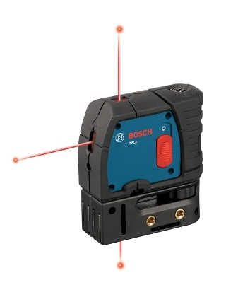 Bosch GPL3 3-Point Self-Leveling Alignment Laser ES5164