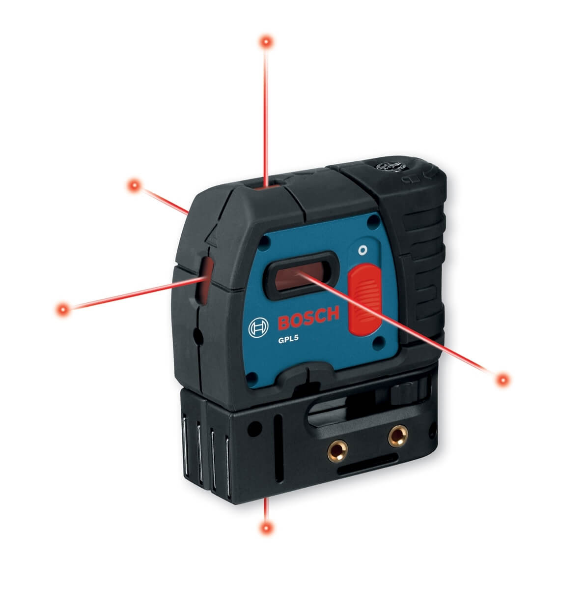 Bosch GPL5 5-Point Self-Leveling Alignment Laser ES5166