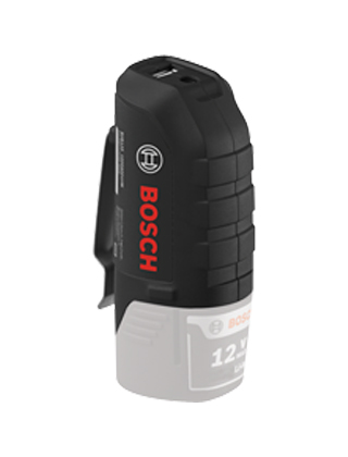 Bosch 12V Max Heated Jacket - Battery Holster/Backup BHB120 ES5468