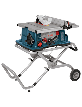 "Bosch 10"" Worksite Table Saw 4100-09 ES5481"
