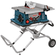 "Bosch 10"" Worksite Table Saw with Gravity Rise Stand 4100-09 ES5481"