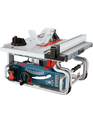 "Bosch 10"" Worksite Table Saw GTS1031 ES5483"
