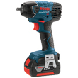 "Bosch 3/8"" 18V Impact Wrench IWH181-01 ES5508"
