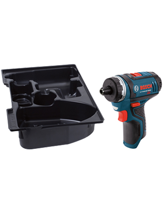 Bosch 12V Max 2-Speed Pocket Driver PS21BN ES5520