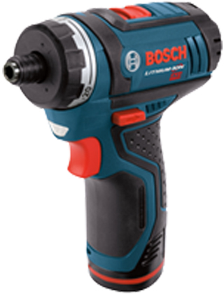 Bosch 12V Max 2-Speed Pocket Driver PS21-2A ES5522
