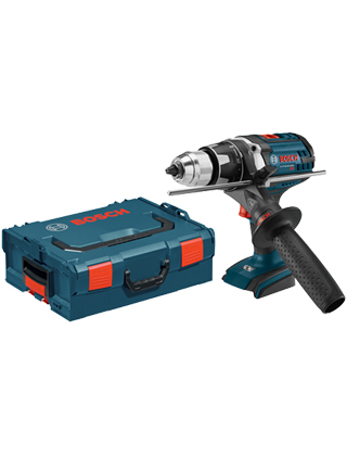 "Bosch 18V Brute Tough 1/2"" Drill/Driver DDH181XBL ES5527"