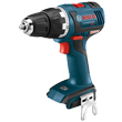 "Bosch 18V EC Brushless Compact Tough 1/2"" Drill/Driver DDS182BL ES5531"