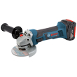 "Bosch 18V Lithium-Ion 4-1/2"" Small Angle Grinder CAG180-01 ES5581"