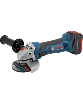 Bosch 4-1/2 In. 18 V Cordless Angle Grinder Bare Tool CAG180BL ES5582