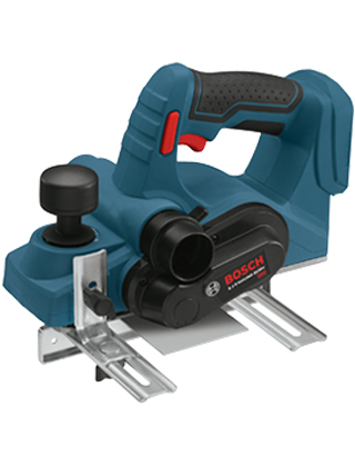 "Bosch 18V 3-1/4"" Planer Bare Tool With L-Boxx-3 PLH181BL ES5586"