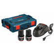Bosch 12V Max Battery and Charger Starter Kit SKC120-202L ES5593