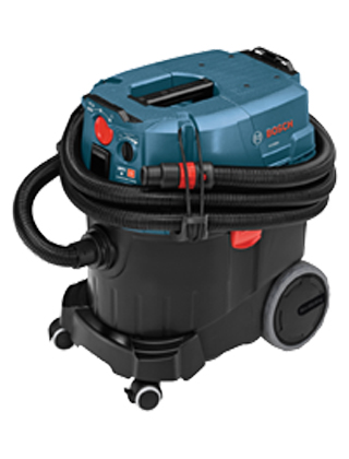 Bosch 9-Gallon Dust Extractor with Auto Filter Clean VAC090A ES5606