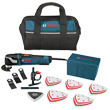 Bosch Multi-X Oscillating Tool Kit MX30EC-31 ES5655