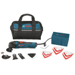Bosch Multi-X Oscillating Tool Kit MX25EC-21 ES5656