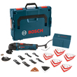 Bosch Multi-X Oscillating Tool Kit MX25EL-37 ES5658