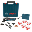Bosch Multi-X Oscillating Tool Kit MX30EK-33 ES5660