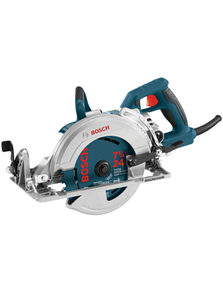 Bosch 7-1/4 Inch Worm Drive Saw CSW41 ES5713