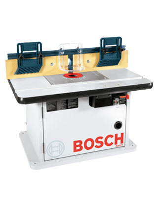 Bosch Benchtop Router Cabinet-Style Table RA1171 ES5732