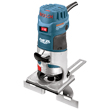 Bosch Colt Variable-speed Palm Router Kit PR20EVSK ES5739