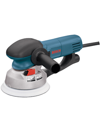 "Bosch 6"" Dual-Mode Random Orbit Sander/Polisher 1250DEVS ES5761"