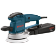 "Bosch 6"" Electronic Variable-Speed Random Orbit Sander/Polisher 3727DEVS ES5763"