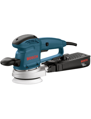 "Bosch 5"" Electronic Variable Speed Random Orbit Sander/Polisher 3725DEVS ES5766"