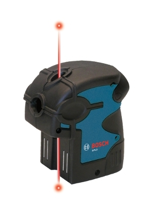 Bosch 2-Point Self-Leveling Laser GPL2 ES5167