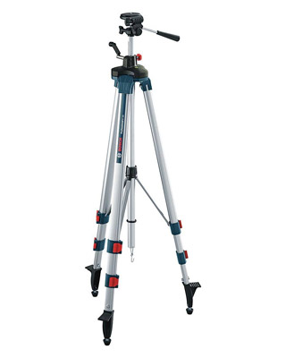Bosch BT250 8-Foot Adjustable/Telescoping Tripod ES6184
