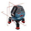 Bosch GLL 3-50 S - Three-Line Laser with Layout Beam ES8863