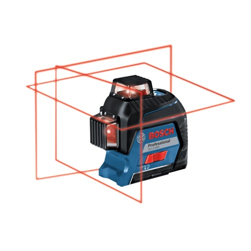 Bosch GLL3-300 - 360 Degree Three-Plane Leveling and Alignment-Line Laser