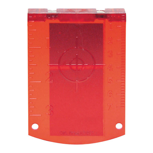 CST/berger Magnetic Red Target - 57-TARGET