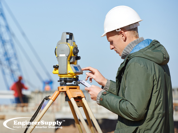 Blog Operate and Take Readings Total Station
