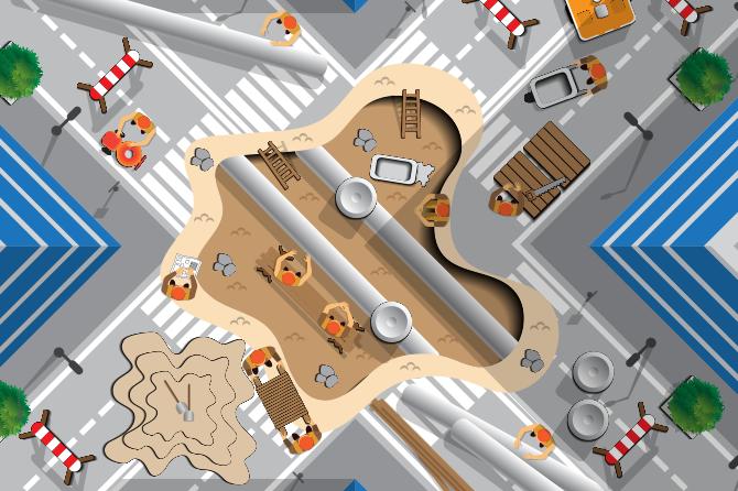 Pipe Locators, Cable Locators, Underground Utility Locators, Leica