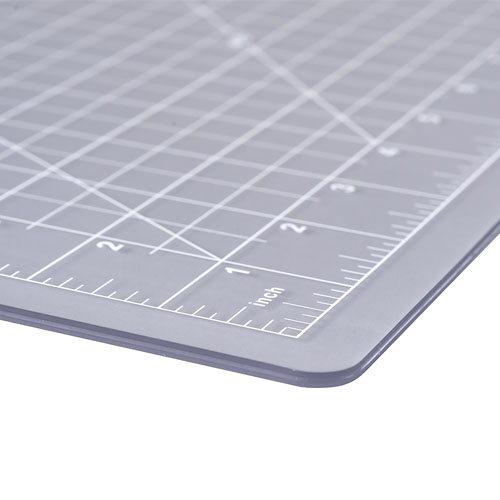 Dahle Vantage Self-Healing Clear Cutting Mat - Clear (5 Sizes Available)