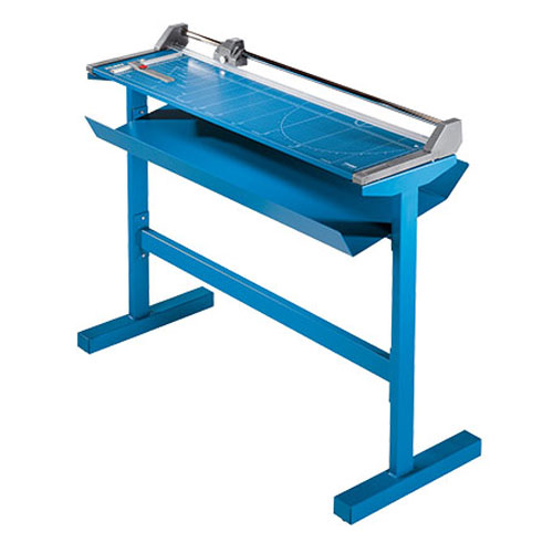 Dahle Professional Large Format Rolling Trimmer with Stand 558S