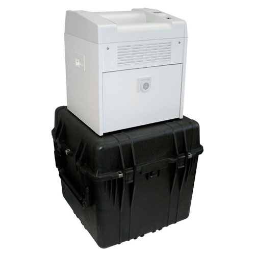Dahle High Security Deployment Shredder - 20434DS