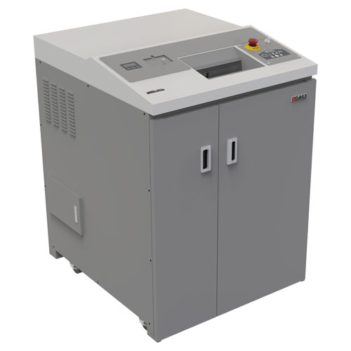 Dahle PowerTec Hard Drive/Paper Shredder - 828 HD