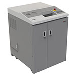 Dahle PowerTec Hard Drive/Paper Shredder - 828 HD ET10487