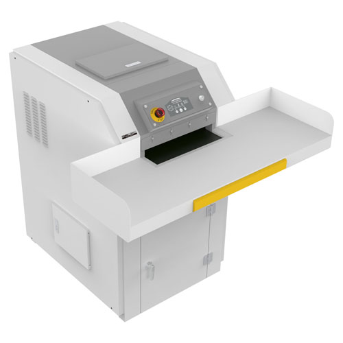 Dahle PowerTec Industrial Shredder with Conveyor - 919 IS