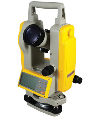 David White - 5-Second Digital Theodolite with Optical Plummet DT8-05P - 46-D8895 ES6443
