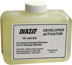 Diazit Developer Activator Fluid 6010